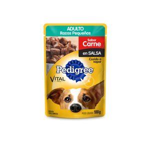 Alimento-Pedigree-Pouche-Adulto-Razas-Pequenas-Carne-100-Gr-para-perro-215_1