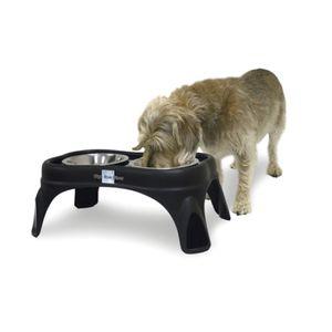 Comedero-Doble-Elevado-Hueso-8-para-perro