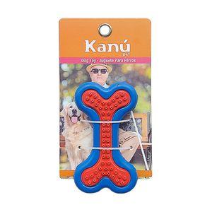 Juguete-Hueso-De-Rubber-Rojo-Azul-Kanu-para-perro