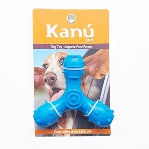 Juguete-Porta-Snack-Giro-Azul-Kanu-para-perro