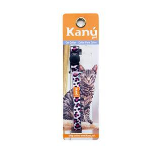Collar-Para-Gatos-Animal-Print-Kanu-para-gato