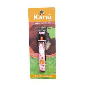 Collar-Pink-Paws-S-Kanu-para-perro