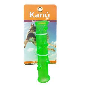 Juguete-Porta-Snack-Stick-Verde-Kanu-para-perro