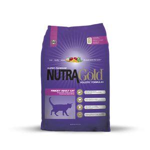 Alimento-Nutra-Gold-H-Pollo-y-Salmon-Adulto-1-Kg-para-gato
