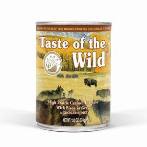 Alimento-Taste-of-the-Wild-Bisonte-y-Venado-Lata-13.2-Oz-para-perro