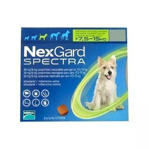 Antipulgas-Nexgard-spectra-m-7-a-15-kg-para-perro