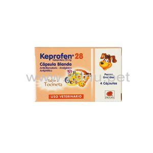 Keprofen-28-Mg-Cj-x-4-Tab-para-perro