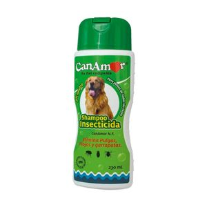 Shampoo-Canamor-Antipulgas-230-Cc-Para-Perro