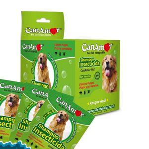Shampoo-Canamor-Antipulgas-x-sobre-30-CC-Para-Perro