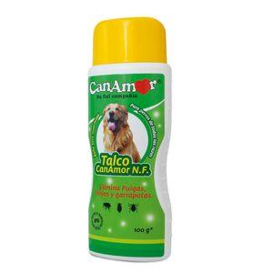 Talco-Insectida-N-F-Canamor-100-Gr-Para-Perro