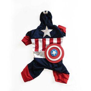 Disfraz-Capitan-America-Para-Pero-M