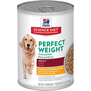Alimento-para-perro---Hills-Adulto-Canino-Peso-Perfecto-Lata-12.8-Oz