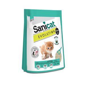 Sanicat-Arena-Sanitaria-Evolution-Kitten-6.35-Kg-Para-Gato