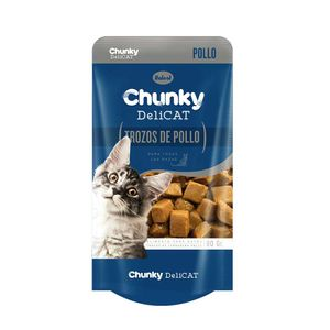 Alimento-para-gato--Chunky-Delicat-Pollo-80-Gr