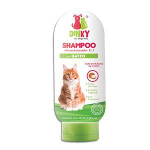 Dinky-Shampoo-Para-Gato-250-Ml