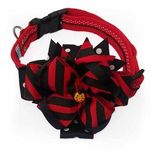 Collar-Rojo-De-Lujo-Talla-Xl-Para-Perro