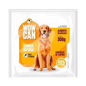 Alimento-para-perro---Wow-Can-Pollo-Y-Ternera-300-Gr