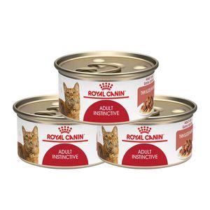 Alimento-para-gato---Royal-canin-Tripack-Adult-1