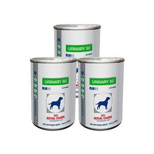Alimento-Para-Perro---Royal-Canin-Tripack-Urinary-SO
