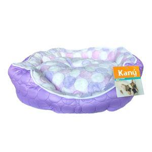 Cama-Kanu-Purpura-57x52x14-Cm-Para-Perro