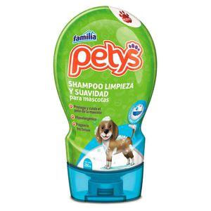 Shampoo-Petys-Limpieza-y-Suavidad-Para-Perro-280-Ml