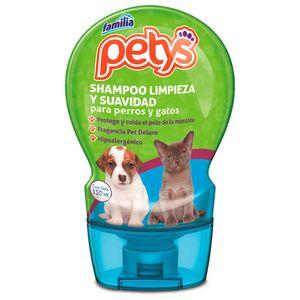 Shampoo-Petys-Limpieza-y-Suavidad--Para-Perro-150-ml