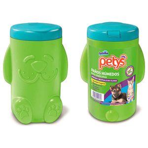 Paños-Humedos-Petys-Pote-Para-Perro-40-und