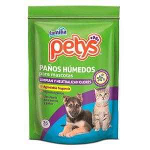 Paños-Humedos-Petys-Repuesto-Para-Perro-35-und