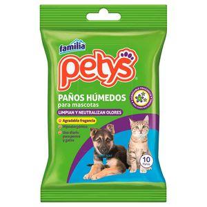 Paños-Humedos-Petys-Portable-Para-Perro-10-und