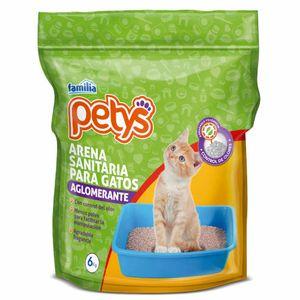 Arena-Aglomerante-para-gatos-Petys-6-Kg
