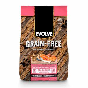 Alimento-para-perro--Evolve-Libre-de-Granos-Salmon-1.81-KG