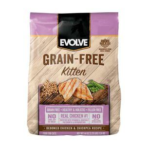 Alimento-para-gato--Evolve-Cachorro-Pollo-y-Arroz-1.24-Kg