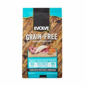 Alimento-Para-Perro---Evolve-Grain-Free-Duck-1.8-Kg