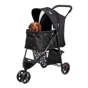 Coche-Negro-Para-Perro