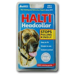 Coa-Halti-Headcollar-T4-Rojo-para-perro