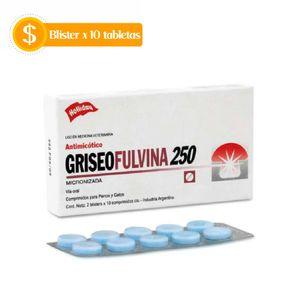 Griseofulvina-250-Blister-x-10-Para-todas