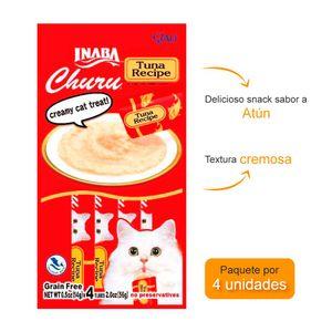 Alimento-Para-Gato---Inaba-Churu--Atun-56-GR