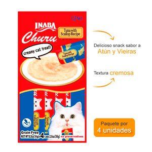 Alimento-Para-Gato---Inaba-Churu-Atun-Vieira-56-GR