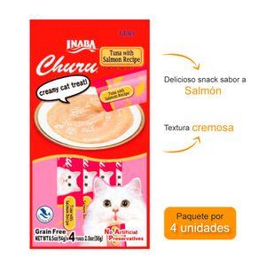 Alimento-Para-Gato---Inaba-Churu-Atun-y-Salmon-56-GR-