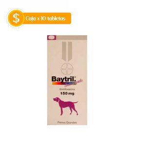 Baytril-150-mg-Caja-x-10-Tabletas-Para-Perro