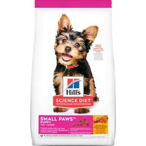 Alimento-para-perro--Hills-Canino-Cachorro-Toy-Breed-4.5-Lb-Nuevo