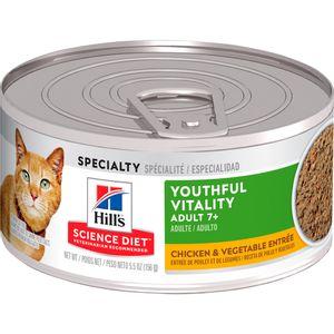 Alimento-para-gato---Hills-Youthful-Pollo-y-Vegetales-5.5-Oz
