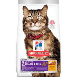 Alimento-para-gato--Hills-Felino-Sensitive-Stomach-And-Skin-3.5-Lb-Nuevo