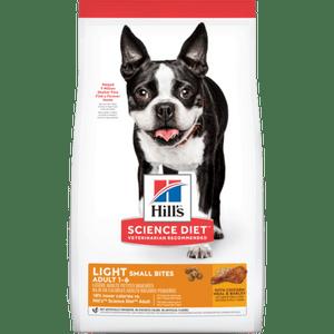 Alimento-para-perro--Hills-Canino-Adulto-Light-Small-Bites-5-Lb-Nuevo