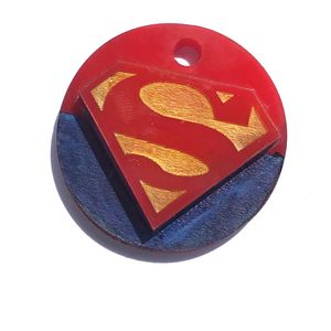 Medalla-Super-Man-Para-Perro---Pequeña