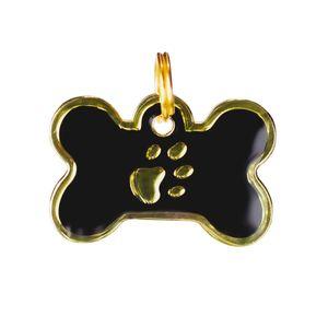 Medalla-Huella-Dorada-Ref-2-Para-Perro---Mediana