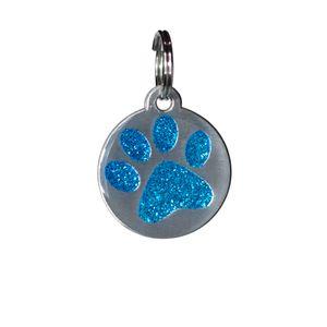 Medalla-Huella-Azul-Ref-27-Para-Gato