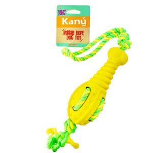 Juguete-Kanu-Lazo-Amarillo-Para-Perro
