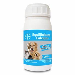 Equilibrium-calcio-x-60-tabletas-para-perro-Nueva