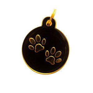 Medalla-Huellas-Doradas-Ref-13-Para-Perro